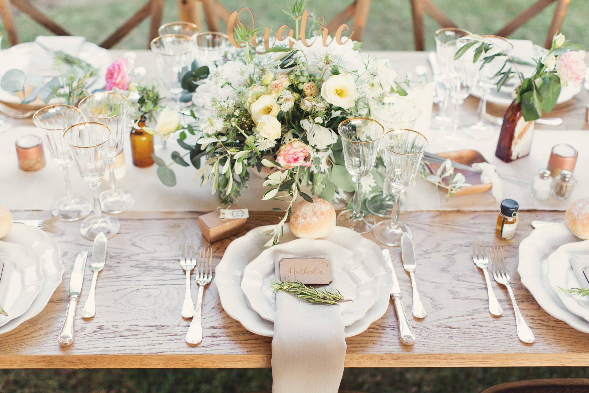 Romantic Wedding on the French Riviera ©Anne-Claire Brun 0058
