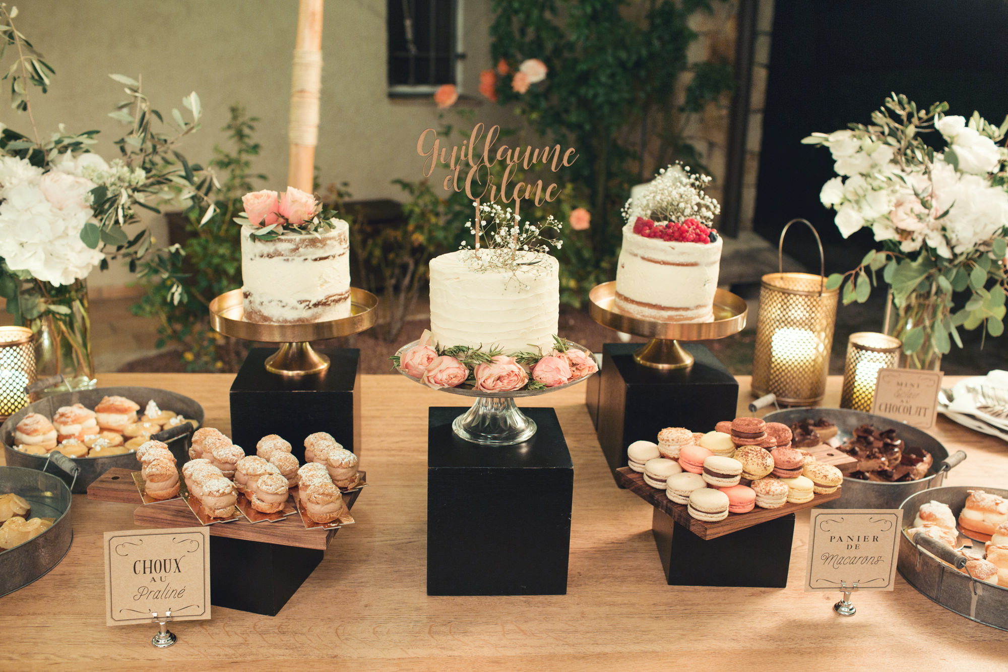 Romantic Wedding on the French Riviera ©Anne-Claire Brun 0072