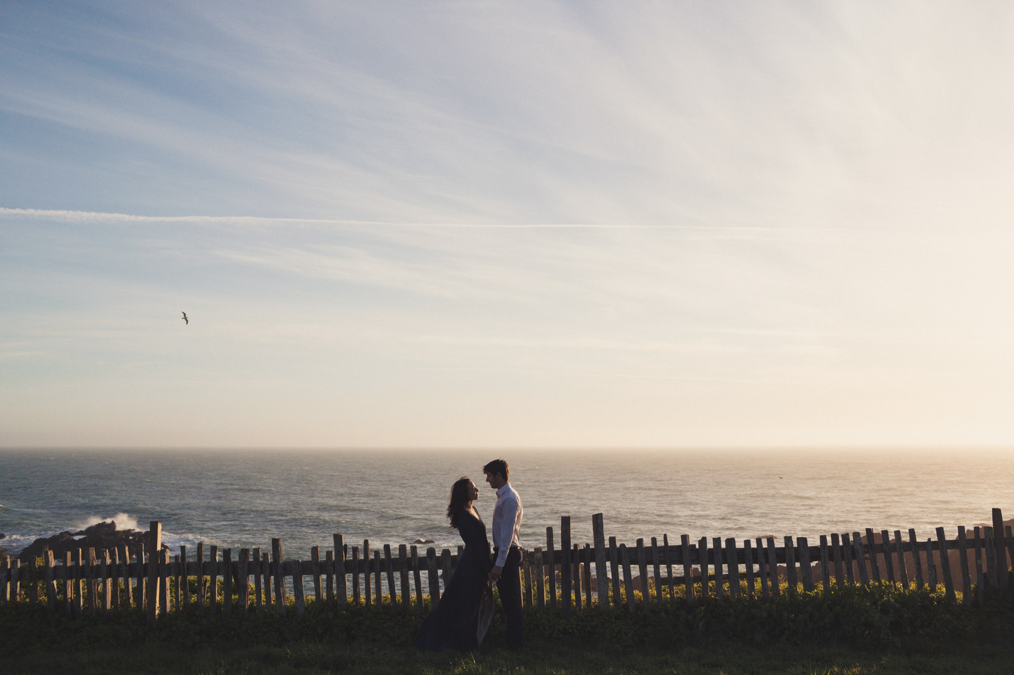 sea ranch elopement