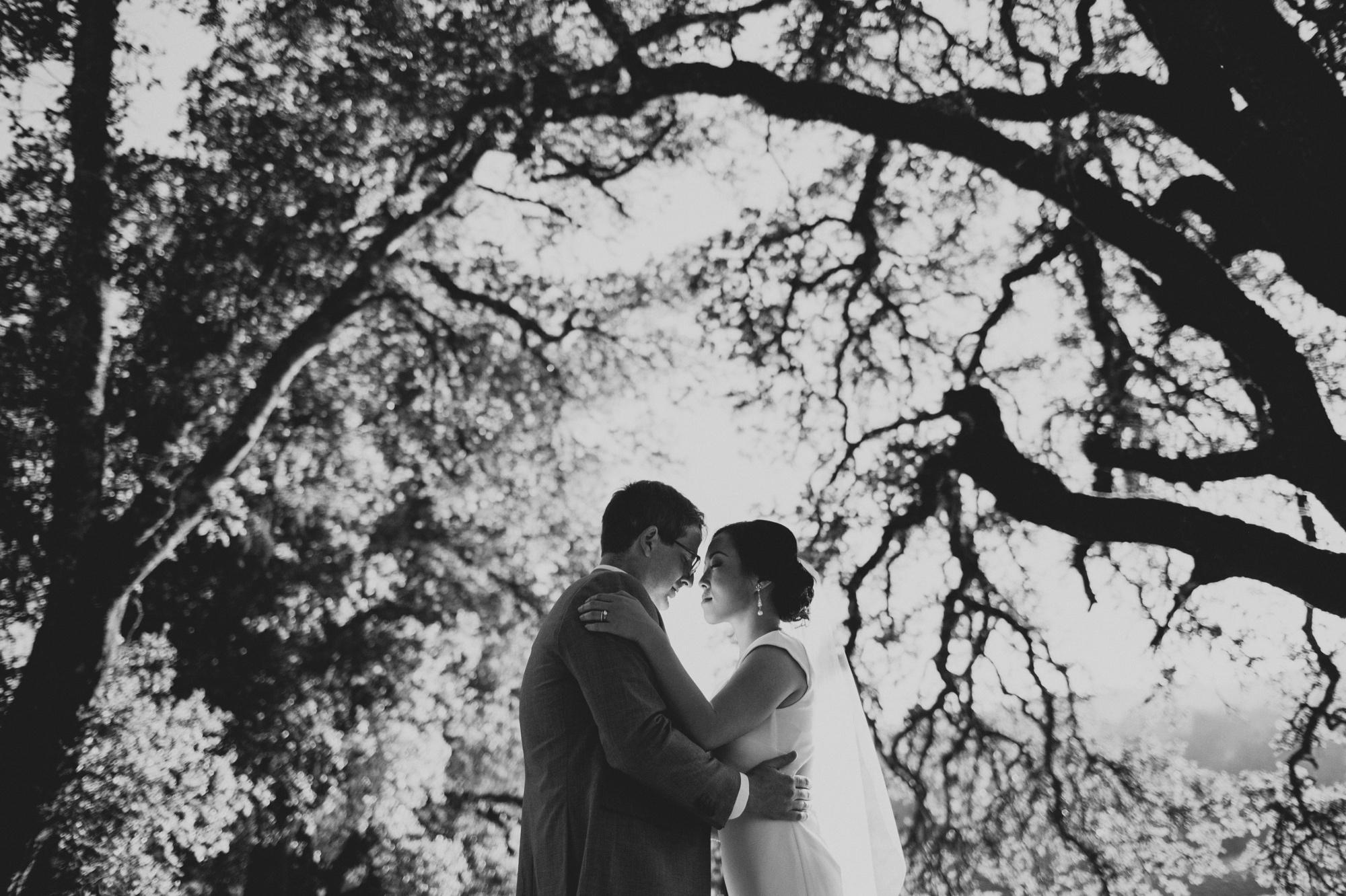 Jack London State Park Wedding