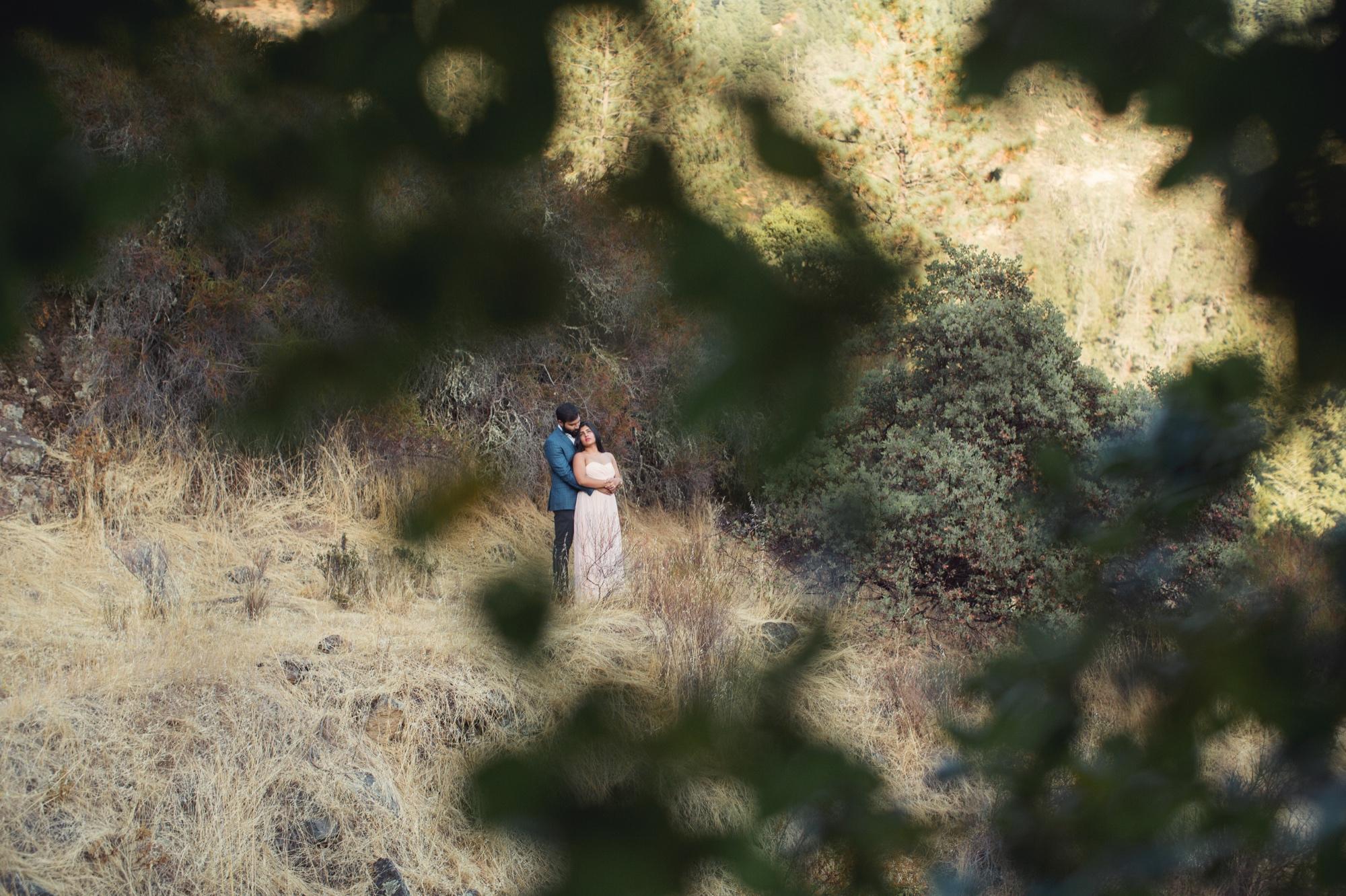 Calistoga Ranch Engagement Photos