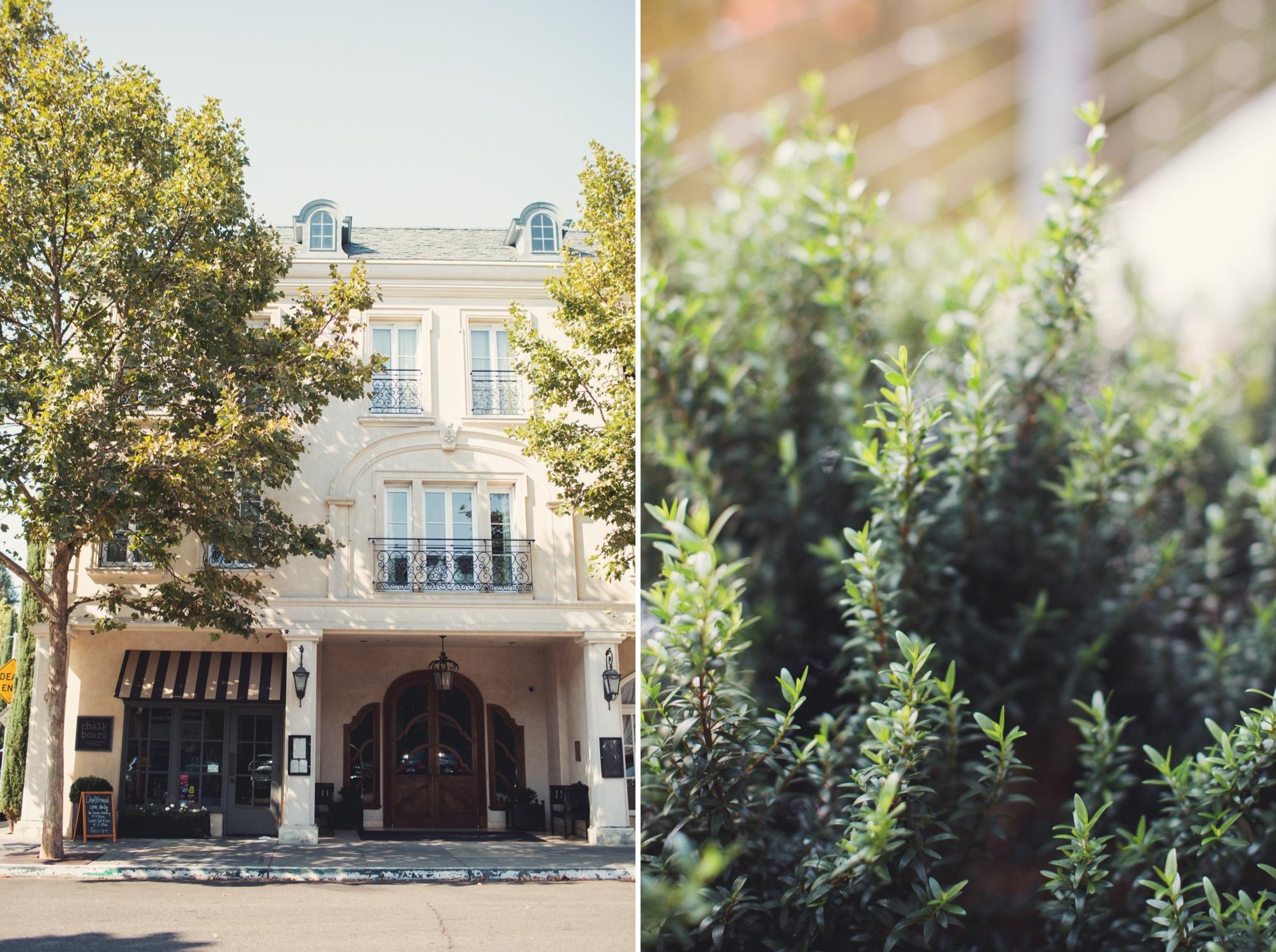 Hotel Les Mars Healdsburg - Anne-Claire Brun Photography