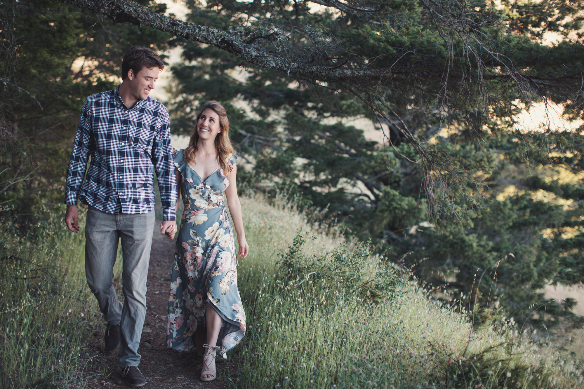 Mount Tam Engagement Pictures