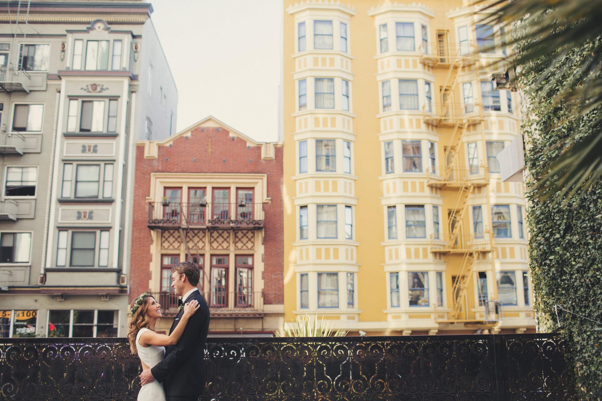 620 Jones San Francisco Wedding Photographer