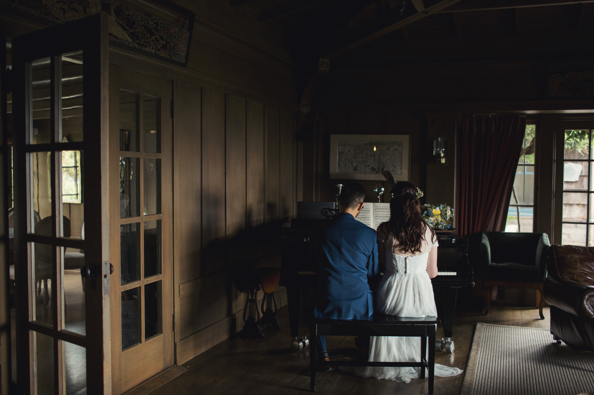 pianist wedding