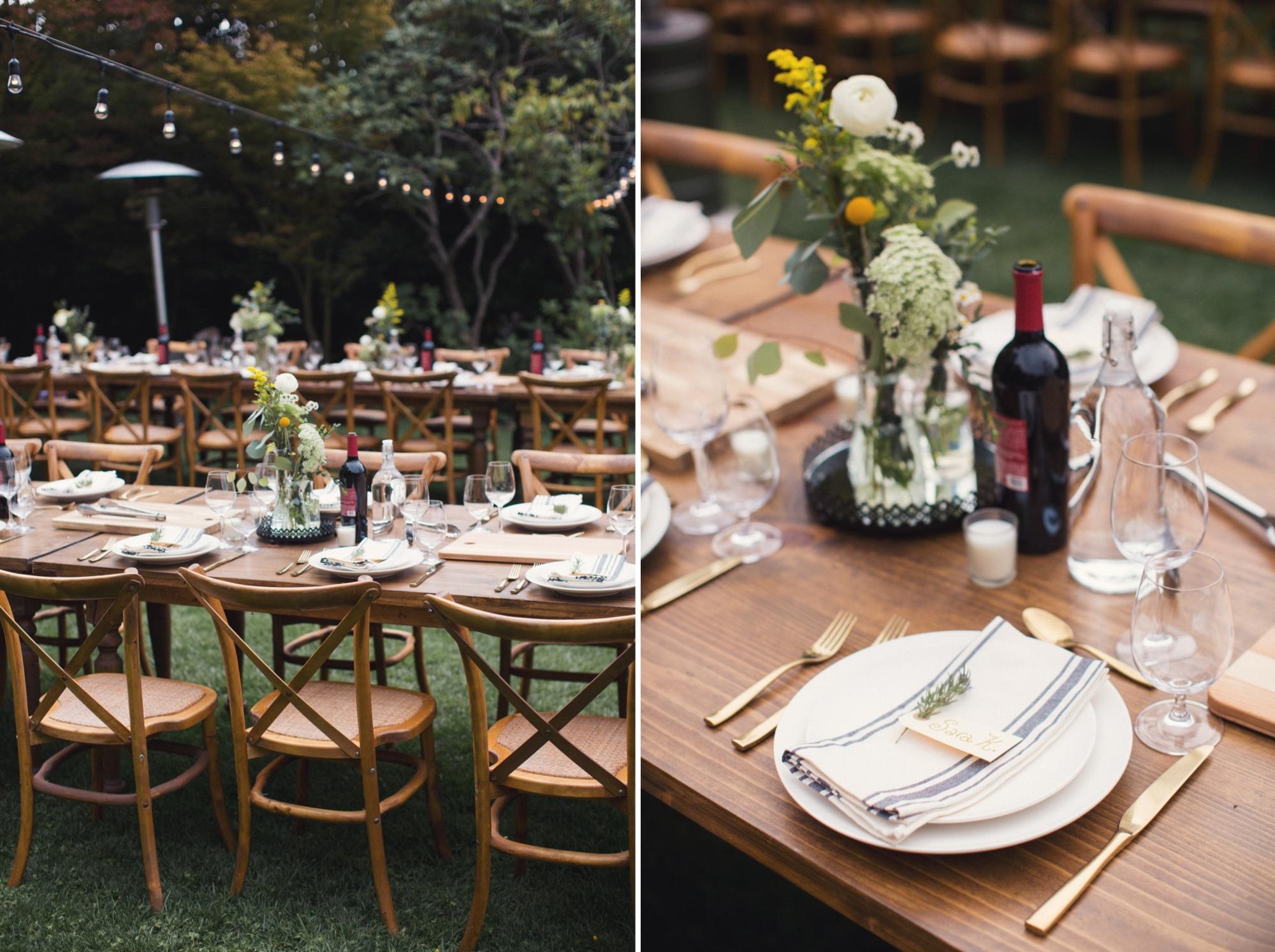 Historic Stinson estate wedding