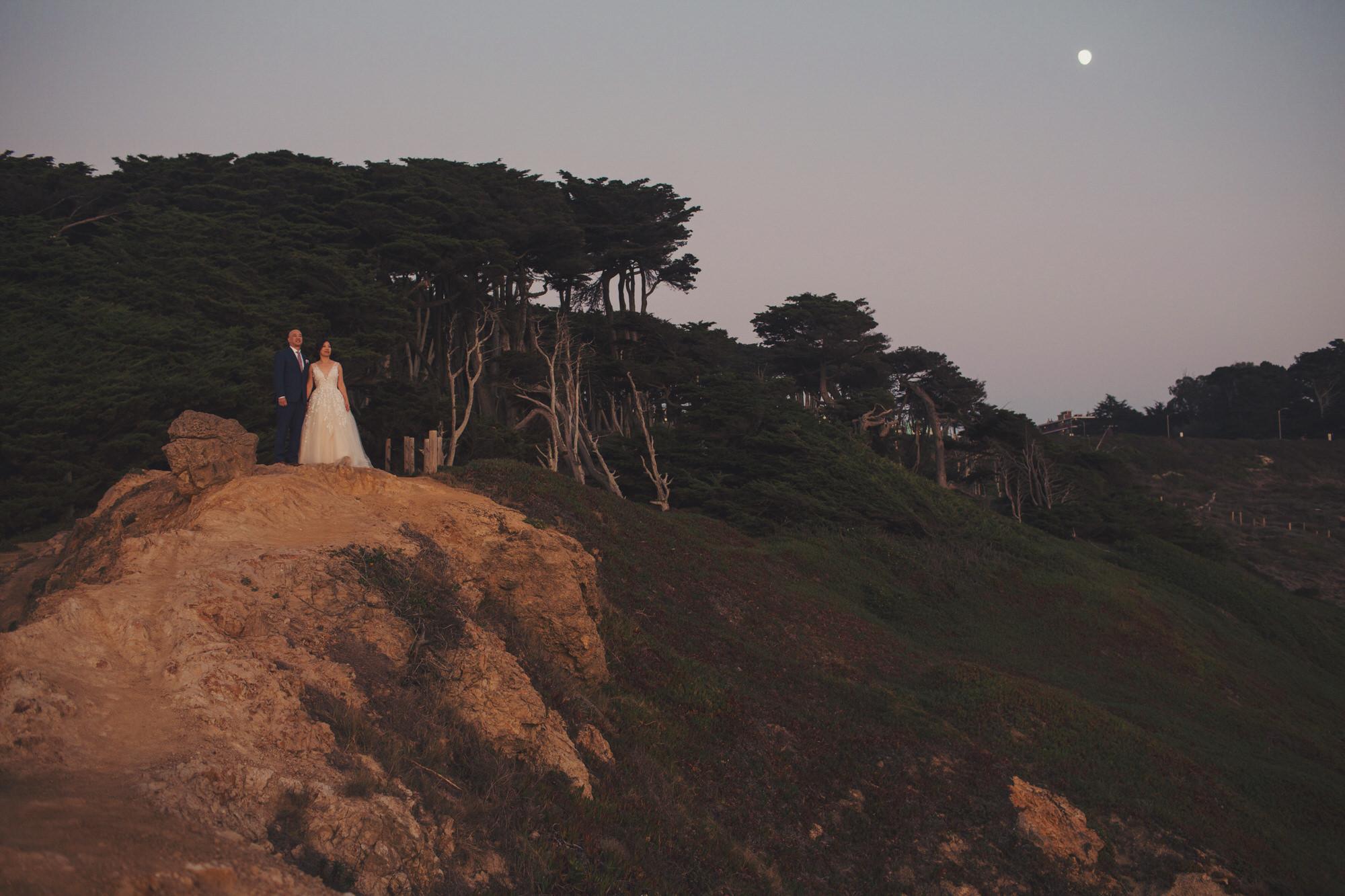 wedding photographer sutro bath