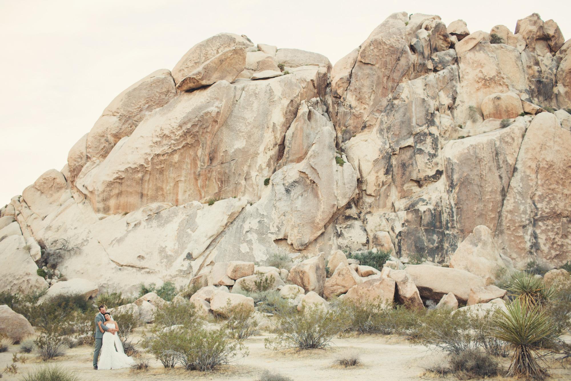 mojave desert wedding photographer