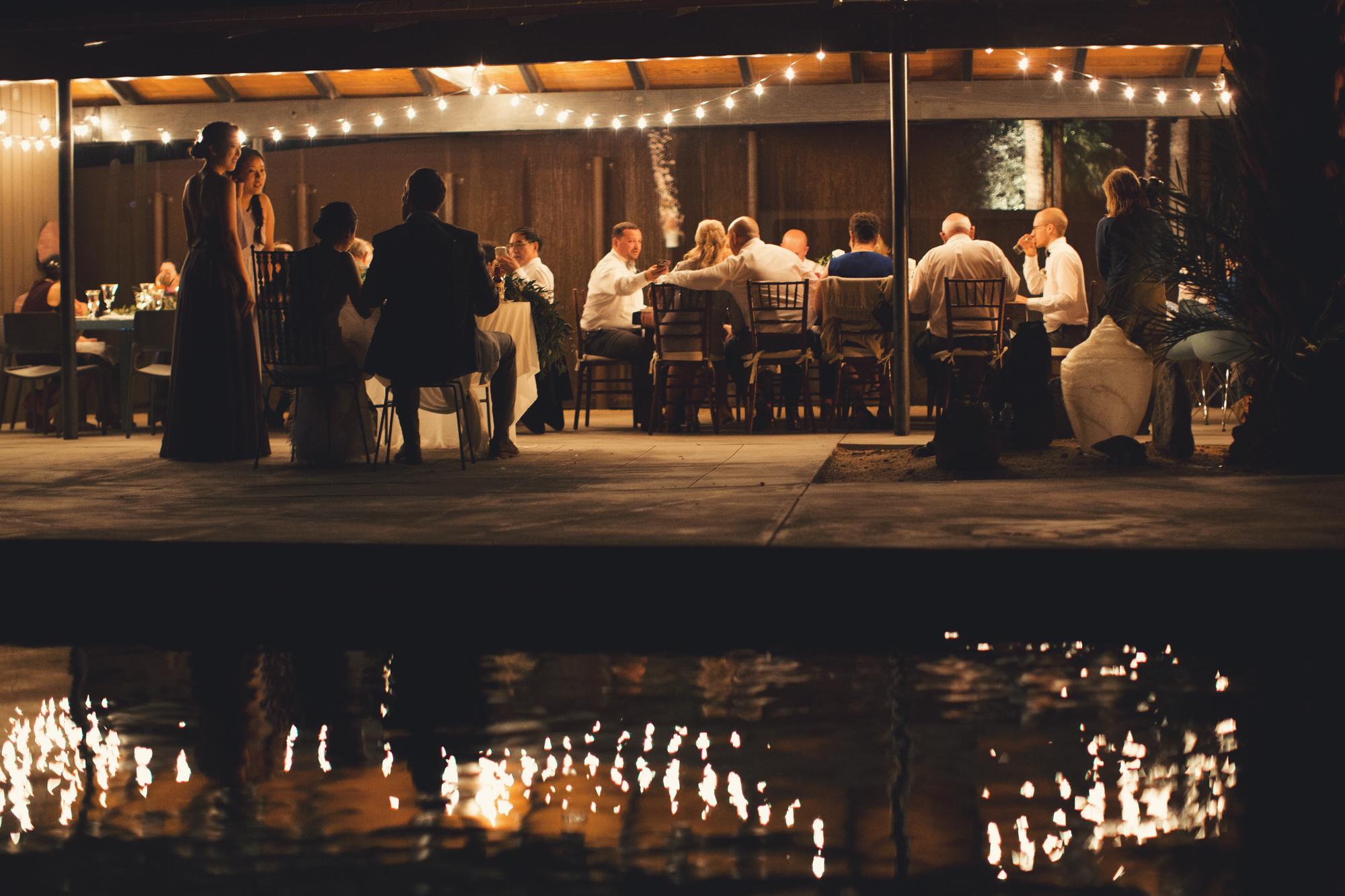backyard wedding california