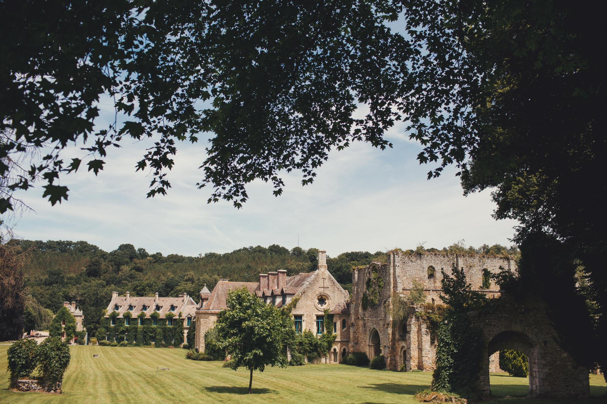 Photographe l'Abbaye des Vaux de Cernay