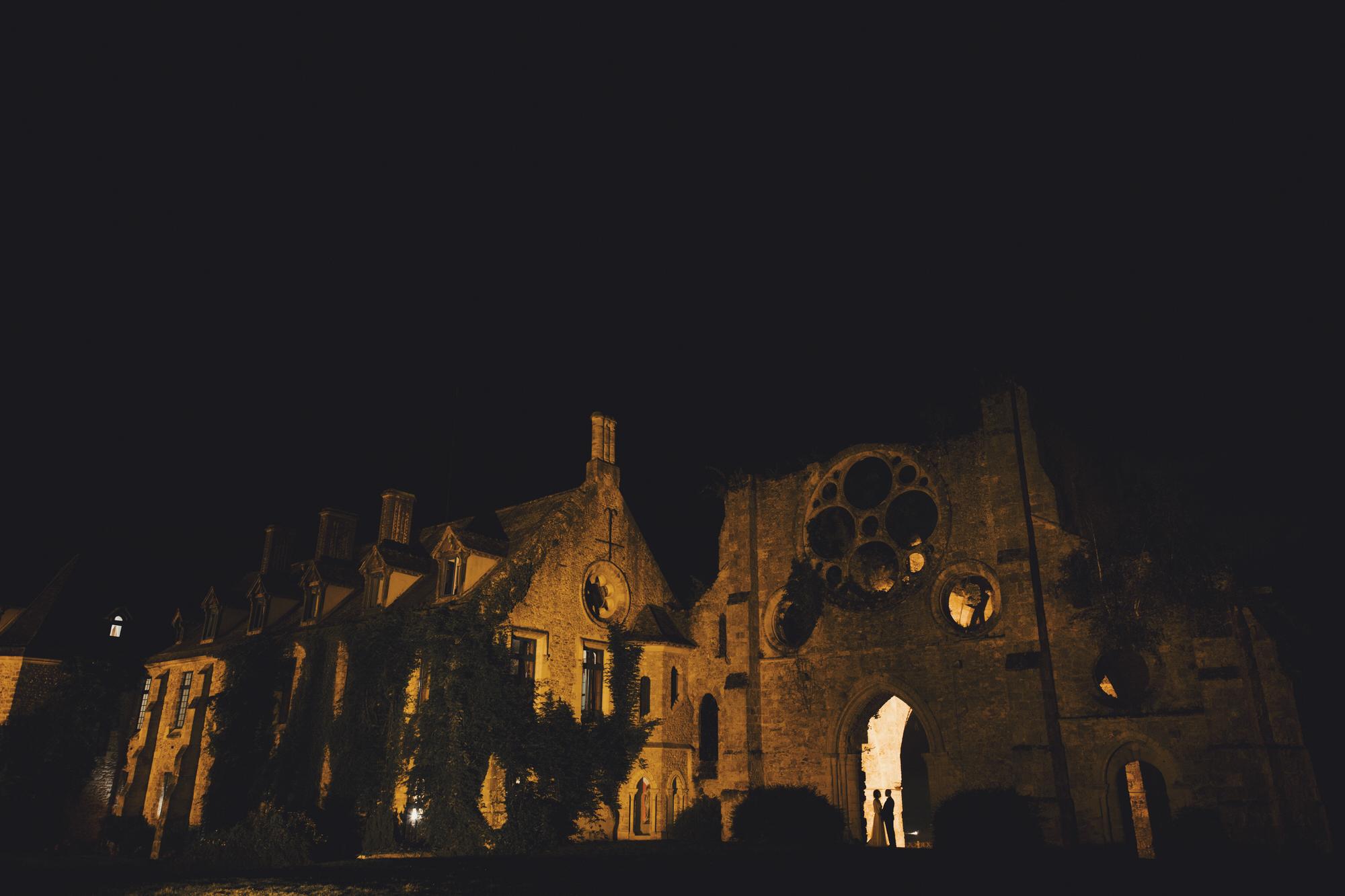 Photographe Abbaye des Vaux de Cernay