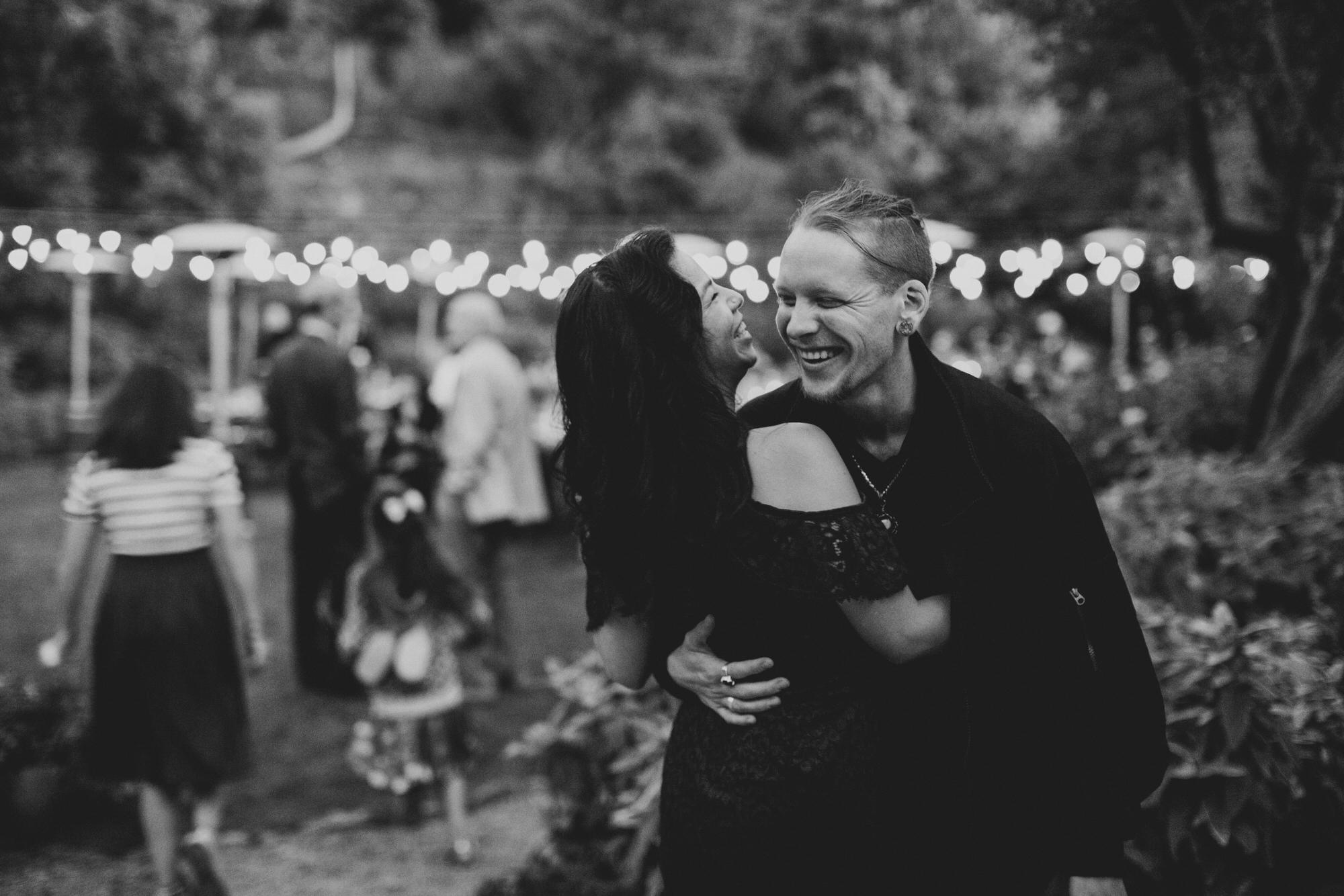 Stinson beach wedding photographer