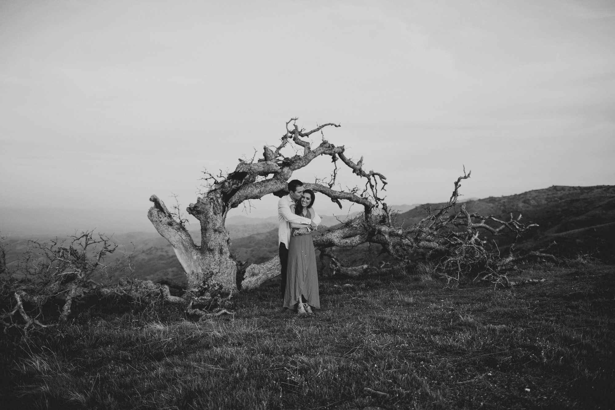SF engagement photos