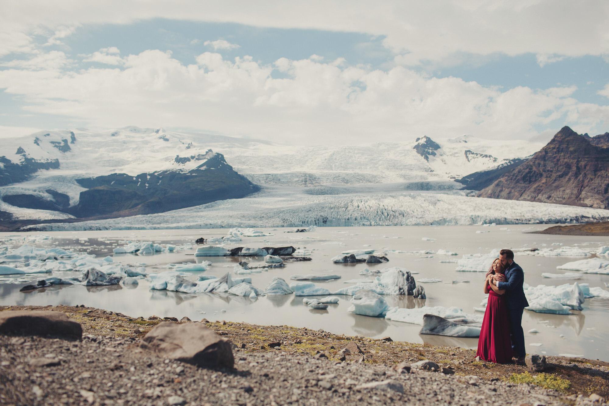 Jökulsárlón glacier lagoon photos