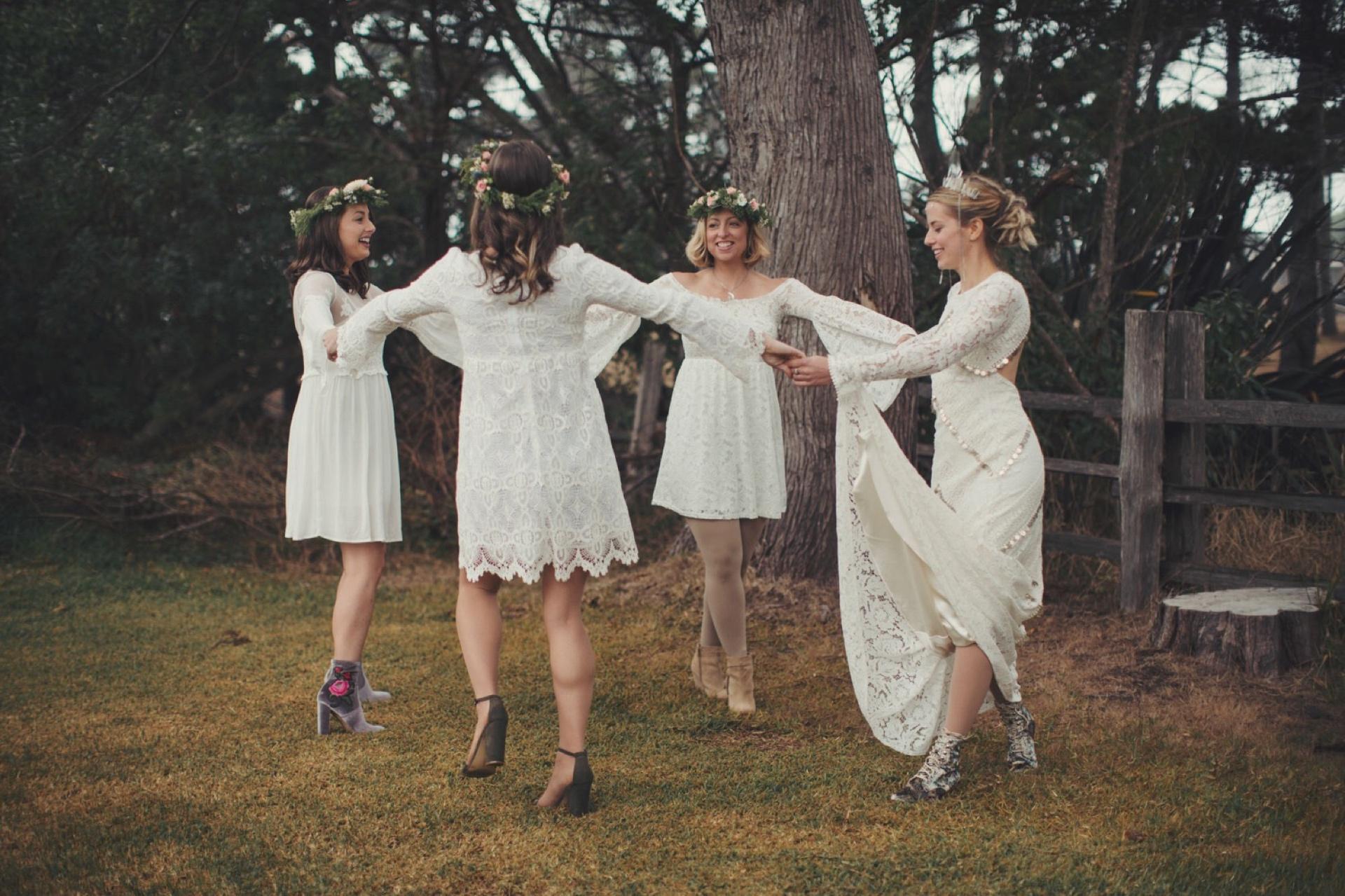 wiccan wedding