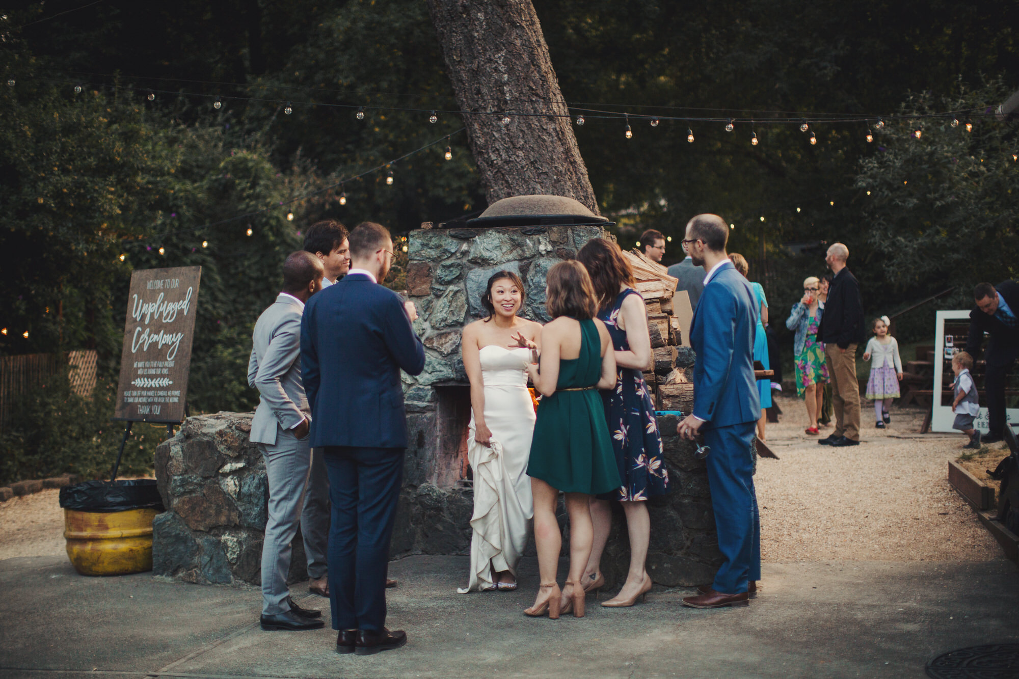 The Inn on the Russian River wedding