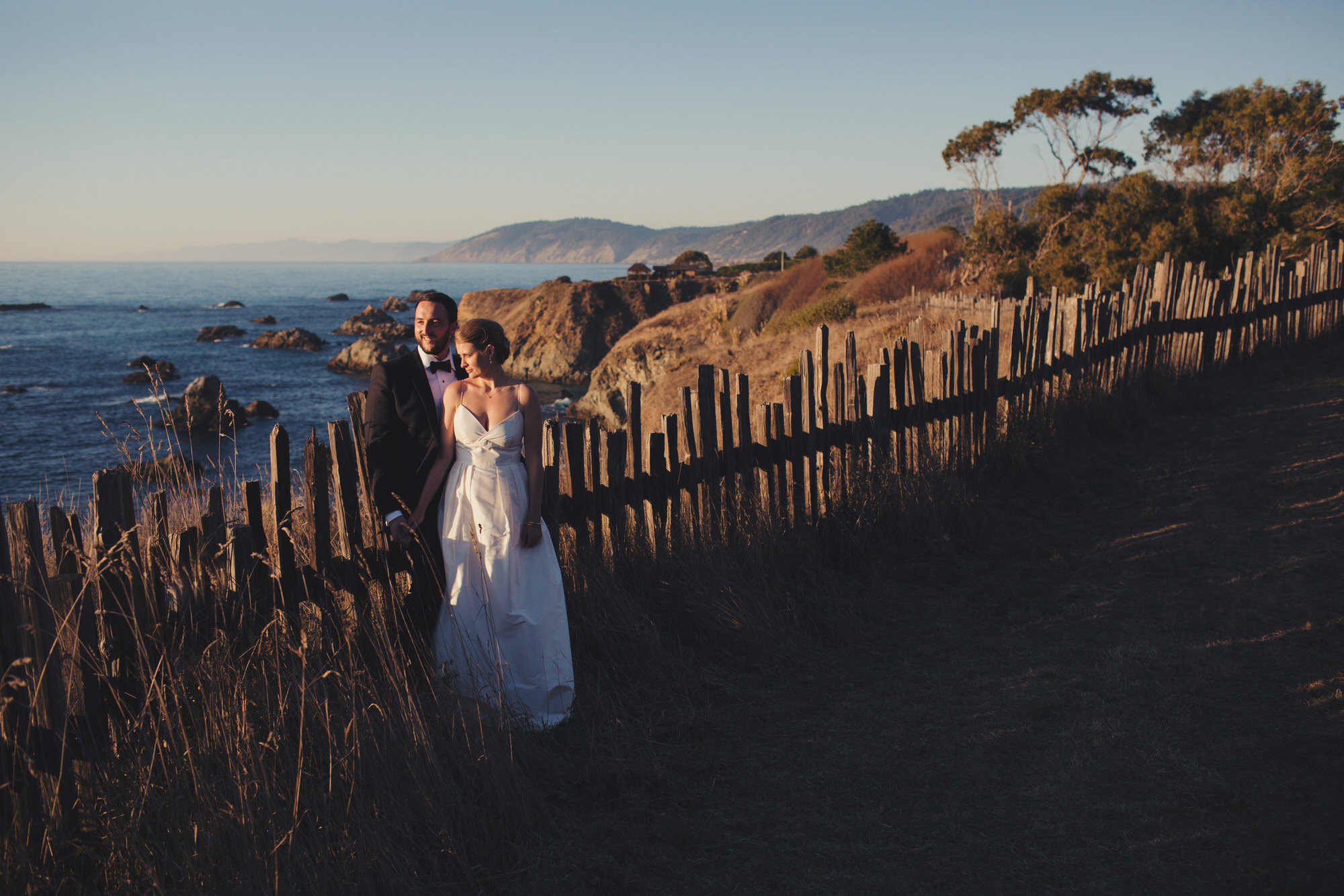 Northern Coast Wedding